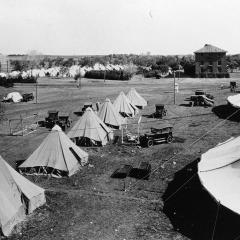 Extension encampment school