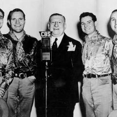 The Cowboy Quartet and other student entertainers earn an education