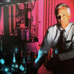 Laser research and the Gulf War