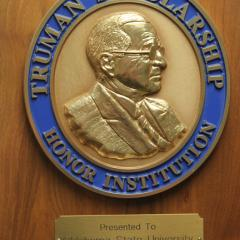 OSU is named a Truman Honor Institute