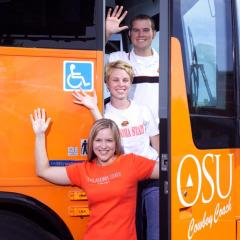 Big Orange Bus service launched