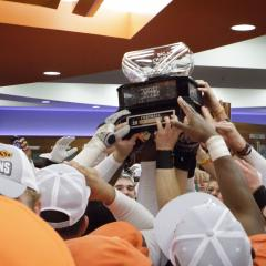 Cowboys earn conference championship and Fiesta Bowl win