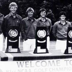 Golf team earns third national championship