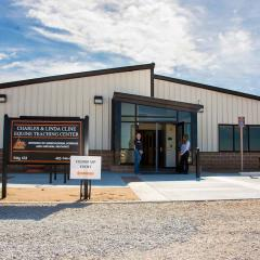 OSU opens the Charles and Linda Cline Equine Teaching Center
