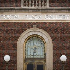 Postal Plaza Gallery unveils its first formal exhibit