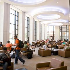 Student Union reopens after renovation