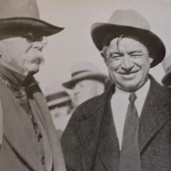 Will Rogers on campus