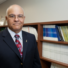 Dr. Carlos Risco Named as CVHS Dean