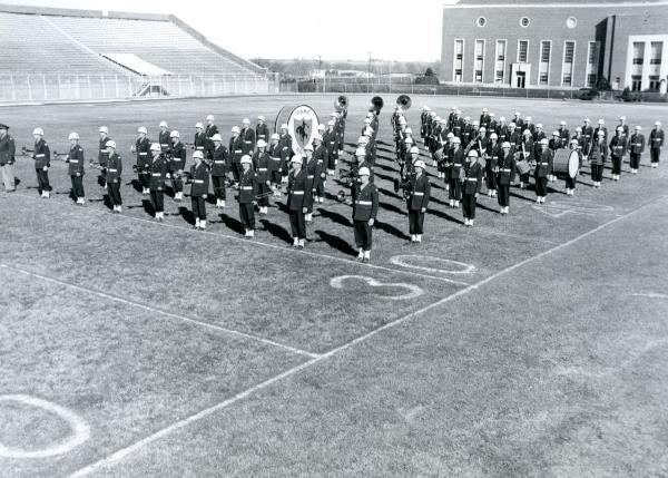 Air Force ROTC band added