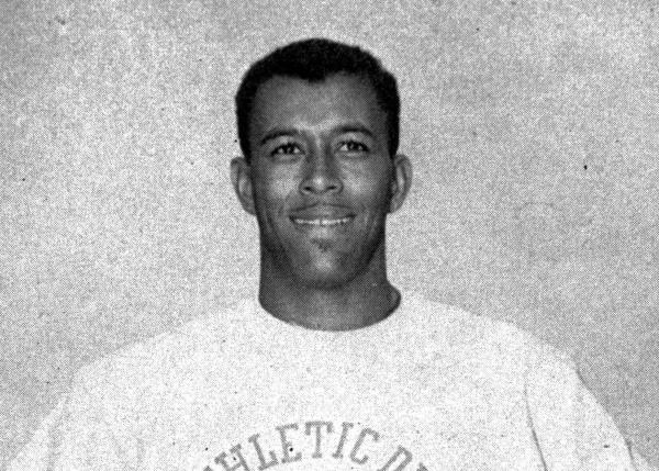 Hazley first black athlete to letter at OSU