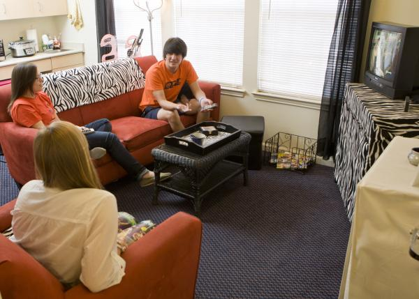 Students offered new suite-style living