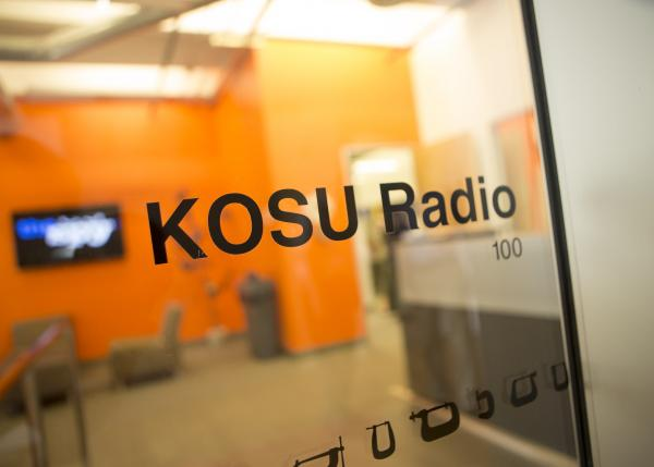 KOSU opens new studio in Oklahoma City