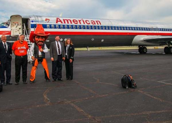 American Airlines donates passenger jet for hands-on learning