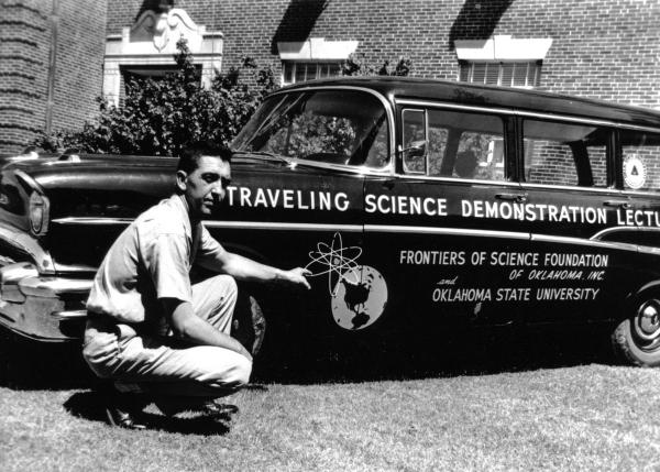 Traveling science classroom