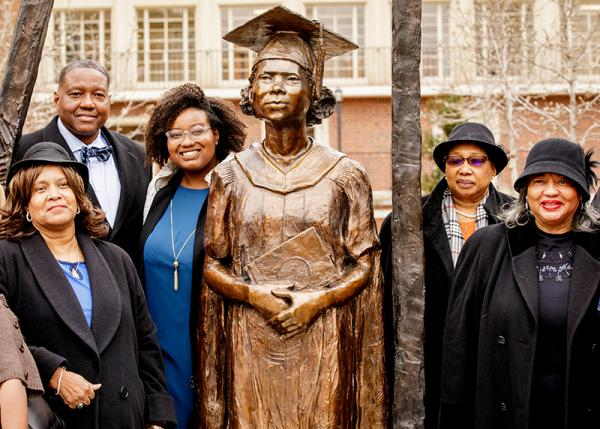 Honoring a Civil Rights Pioneer