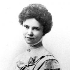 First female faculty member
