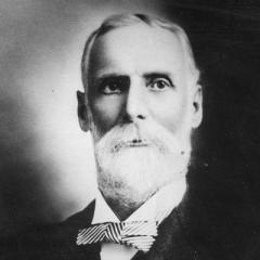 Morrow serves as president, 1895-1899