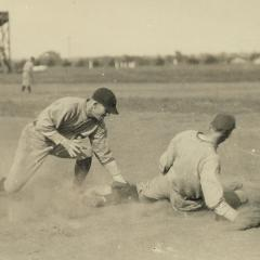 Baseball revived at Oklahoma A&M College