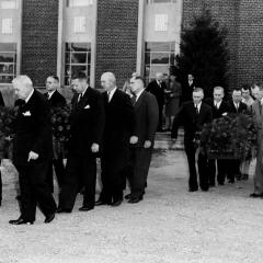 Memorial services for the Bennetts, campus mourns