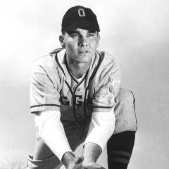 Our first baseball All-American