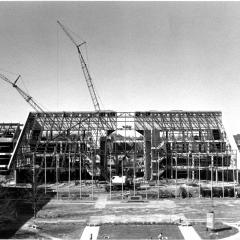 Noble Research Center construction begins