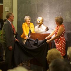 Henry Bellmon Research Center dedication