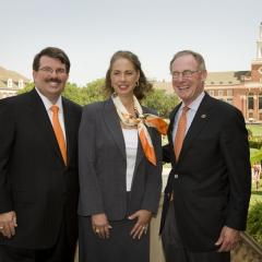 Mitchells donate $57 million to OSU for entrepreneurship and athletics