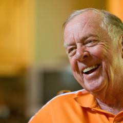 Remembering Boone Pickens
